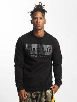 Thug Life Sweat & Pull THGLFE noir