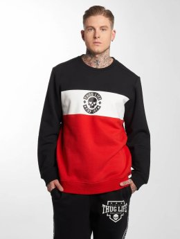 Thug Life Sweat & Pull Lion rouge