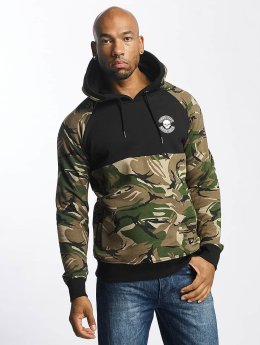 Thug Life Sweat capuche Cloud camouflage
