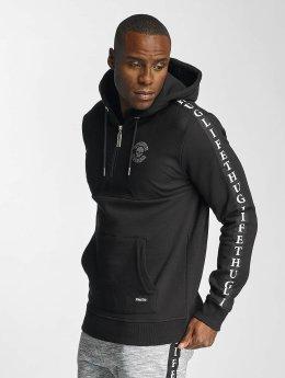 Thug Life Sweat capuche Combine noir