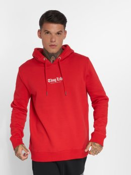 Thug Life Sweat capuche Blaze rouge