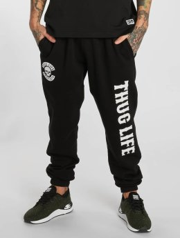Thug Life Sweat Pant TLSP124 black