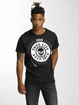 Thug Life Barley T-Shirt Black
