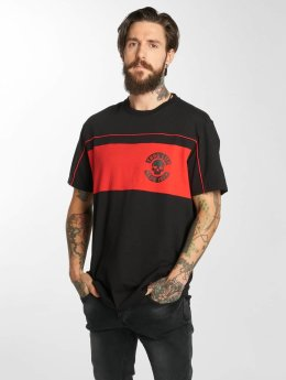 Thug Life Walk T-Shirt Black