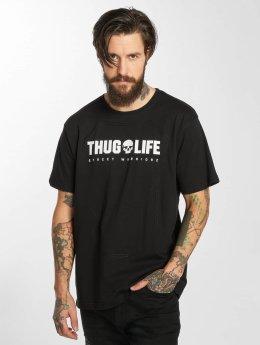 Thug Life Future T-Shirt Black