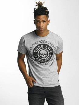 Thug Life T-Shirt Barley gris