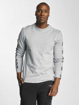 Thug Life T-Shirt manches longues Carlos gris