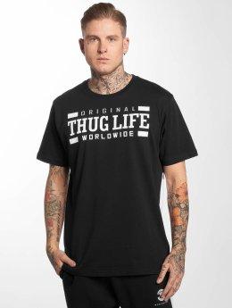 Thug Life T-Shirt Life noir