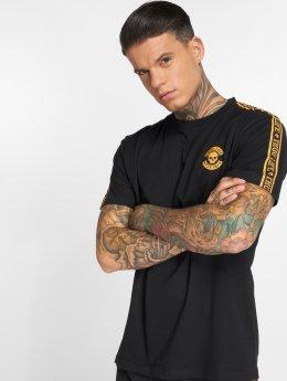 Thug Life t-shirt Anaconda zwart