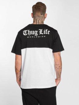 Thug Life Tričká Koyote èierna