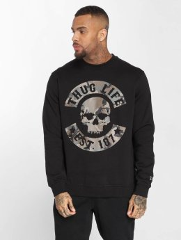 Thug Life Tröja B.Camo svart