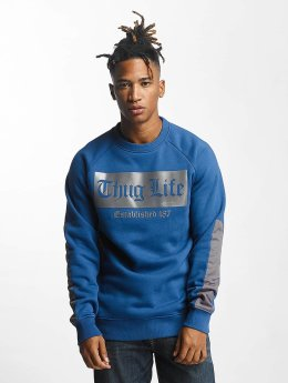 Thug Life trui THGLFE blauw