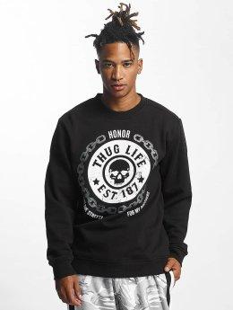Thug Life trui Barley zwart