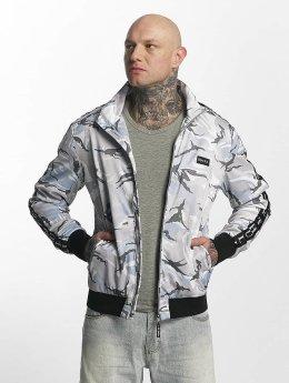 Thug Life Wired Jacket White Camouflage