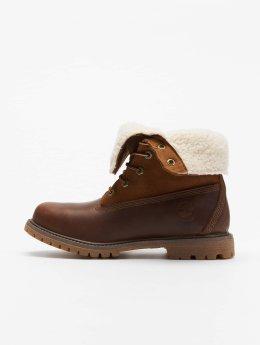 Timberland Ботинки Authentics коричневый