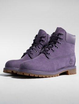 Timberland Baskets 6 In Premium pourpre
