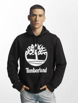 Timberland Hoody Stacked zwart