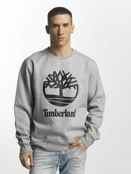 Timberland Pullover Stacked grau