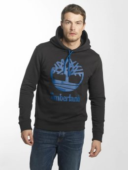 Timberland Sweat capuche Stacked Logo noir