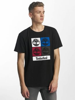 Timberland T-Shirt 90'S Logo noir