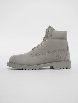 Timberland Vapaa-ajan kengät 6 In Premium Wp harmaa