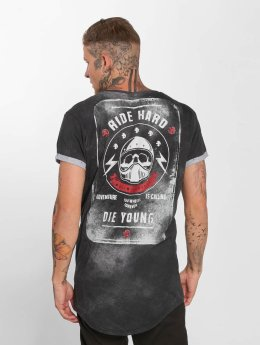 trueprodigy Camiseta Two Wheels Forerer negro