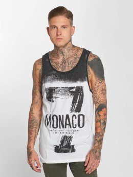trueprodigy Tank Tops Monaco Seven šedá