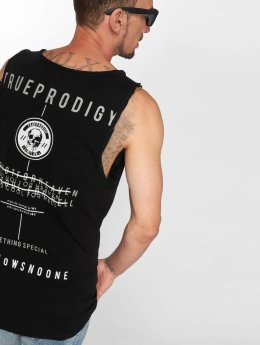 trueprodigy Tank Tops No Limit black