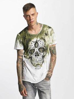 trueprodigy Tričká Skull zelená