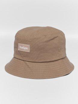 TrueSpin Шляпа Plain бежевый
