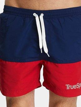 TrueSpin Badeshorts Basics Swim blau