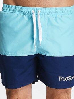 TrueSpin Badeshorts Swim blau