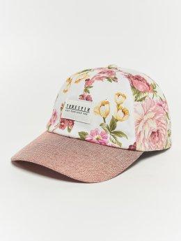 TrueSpin Gorra Snapback Bloom blanco