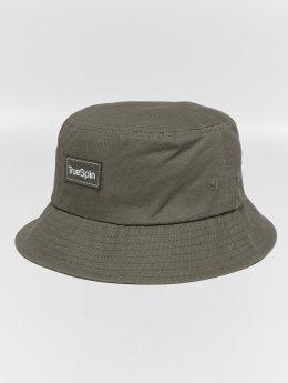 TrueSpin hoed Plain olijfgroen