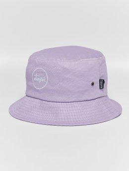 TrueSpin hoed Script Bucket paars