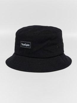 TrueSpin / hoed Plain in zwart