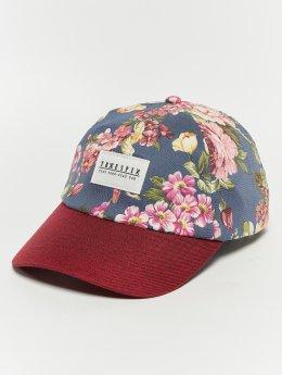TrueSpin snapback cap Bloom blauw