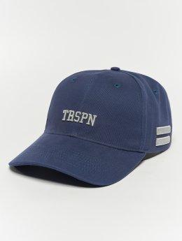 TrueSpin snapback cap College TRSPN blauw