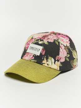 TrueSpin snapback cap Bloom groen