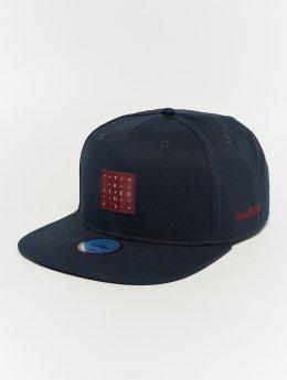 TrueSpin Snapback Caps Flick blå