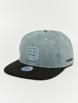 TrueSpin Snapback Caps Kekino blå