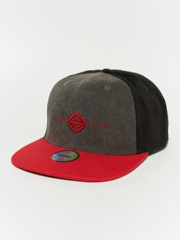 TrueSpin Snapback Caps Code-3 musta