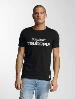 TrueSpin T-Shirt 3 noir