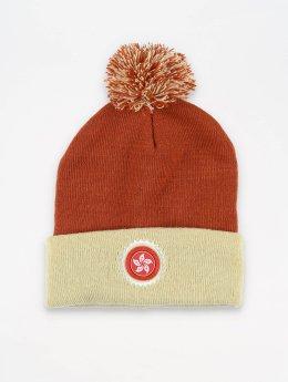 TrueSpin Winter Hat Mandarin red
