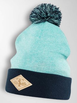 TrueSpin Wintermütze Hardy blau