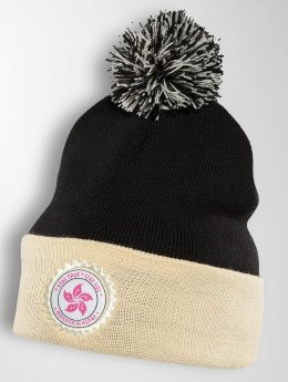 TrueSpin Wintermütze Mandarin schwarz