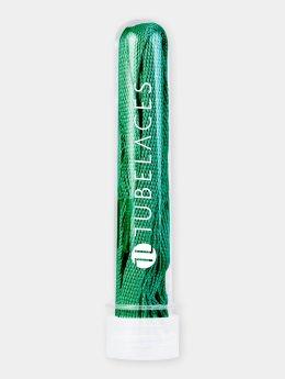 Tubelaces Schnürsenkel Flat 120Cm grün