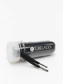 Tubelaces Shoelace 130 Cm black