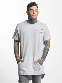Tuffskull t-shirt Heavy grijs