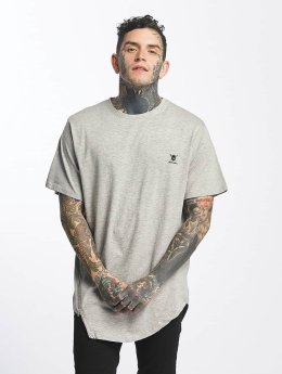 Tuffskull T-skjorter Zipline grå